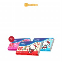 (Paket 3) Paseo Tissue Character Hello Kitty Travelpack 70'S