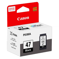 CANON CARTRIDGE PG47 BLACK / TINTA PG 47 HITAM ORIGINAL