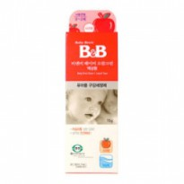 B ● B & B Baby Oral Clean mouthwash Step 1 (sagwahyang) 70g 1P / infant children brushing with toothpaste toothpaste for children