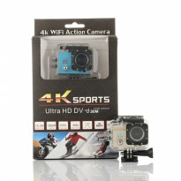 Sportcam 4k Ultra Hd 16 Mp Wifi