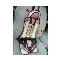 Portable Car Seat Cleo C9 Pink