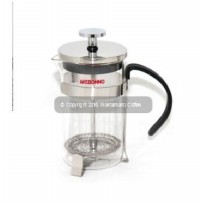 Classic Akebonno French Press / Plunger / Coffee Maker 350 ml for 3Cup