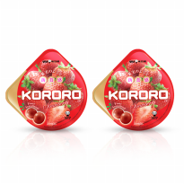 UHA KORORO STRAWBERRY 2 PACK 40 g