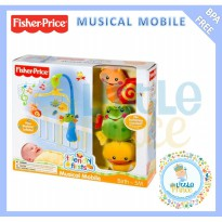 Fisher Price Musical Mobile plus bubble