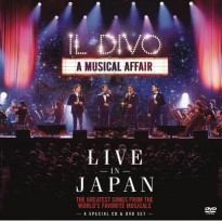 IL DIVO (Il Divo) - A Musical Affair: Live In Japan (CD + DVD)