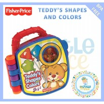 Fisher Price Teddy's Shapes and Colors