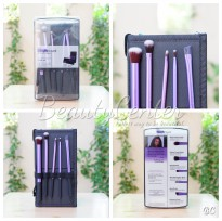 Real Techniques Make Up Brush Starter Set / Kuas Real Techniques Starter 5 Kuas