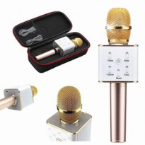 Mic Karaoke bluetooth Smule Bigo Mp3 You Tube Video Meeting