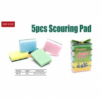 SRP-01D/5 | 5pcs Scouring Pad
