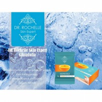 DR Rochelle Skin Expert Glutacolla Stemcell Collagen Orange Drink