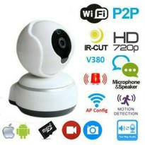 Ip Camera Smart Wireless Security CCTV Mini HD P2P Onvif - 809