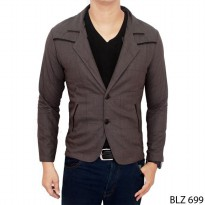 Blazer Suits For Men Stretch Grey – BLZ 699