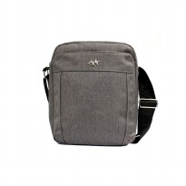 Polo Twin Sling Bag  589-06 Grey