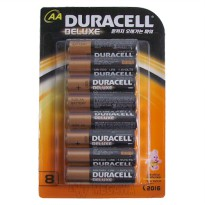 Dream office ranked first in buying Duracell AA alkaline batteries LR6 1.5V 8 intervention