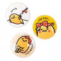 HOLIKA HOLIKA - LAZY&EASY Photo Ready Cushions BB (gudetama) 2Type 2Color / ★Refill included★