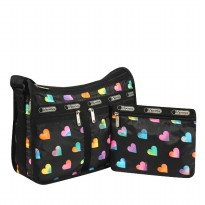 [LeSportsac - Deluxe Everyday Bag 7507 D488 Wild At Heart