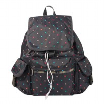 [LeSportsac - Voyager Backpack 7839 D466 Chromatic Dot