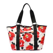 [LeSportsac] carry all tote 8017 D361 Garden poppy