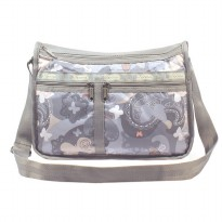 [LeSportsac - Deluxe Everyday Bag 7507 D399 All-a-Flutter