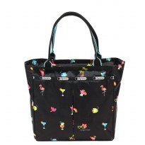 [LeSportsac] Small Tote 7470 D412 Happy Hour Everyday I