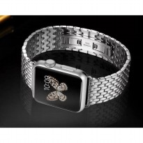 Silver Stainless Steel Mesh Band Strap for Apple Watch Strap 42mm/38mm