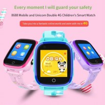 Smart Watch Kids Touch Screen WIFI with Camera Smart Watch KT 4G