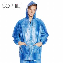 SOPHIE PARIS (1 SET) JAS HUJAN ALIVE DAVID BLUE