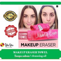 Makeup Eraser - Tower Cleansing -Makeup Cleansing -Handuk pembersih wajah