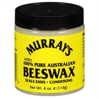 Murrays Pomade Yellow Beeswax Oilbased Pomade - 4oz