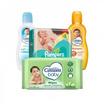 Paket Pampers Bundle New Baby 1