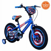 Element Sepeda Anak Marvel series Captain America 16 inch