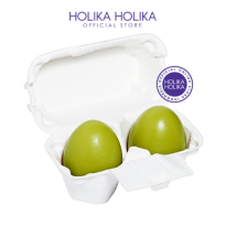 Holika Holika Green Tea Egg Soap