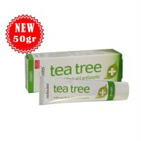 Nelsons Tea Tree Cream 50 gr| Antiseptik, Anti Jamur, Jerawat, Eksim