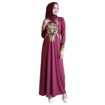 BINX Fashion Dress Muslim Maxi Khaira