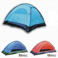 Promo Tenda Camping Great Outdoor Monodome Pro 2 Ultralight