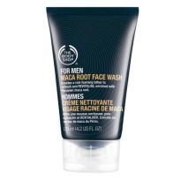 THE BODY SHOP MACA ROOT FACE WASH 125ML