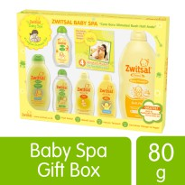 ZWITSAL BABY SPA GIFT BOX
