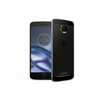 Motorola Moto Z 5.5' LTE Dual Sim Smart Phone 64GB - Black