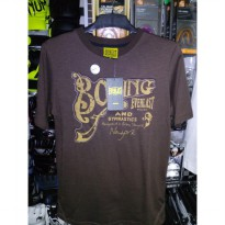 [Ready] EVERLAST Shirt Brown /Limited Edition