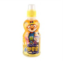 Pororo Fruit Juice Drink Tropical Fruit - 235ml