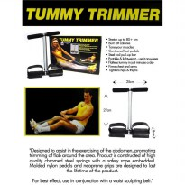 Tummy Trimmer Alat Bantu Sit Up Olahraga Pengecil Perut Shape Up Your