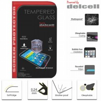 Tempered Glass Delcell Bening Asus Zenfone C Screen Guard Protector