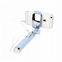 TONGSIS VIVAN ST03 FOLDABLE WIRED SELFIE TOOL WITH SUPER MIRROR ORIGINAL