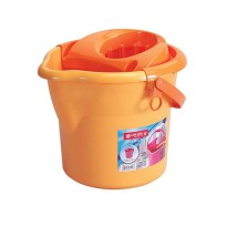 Lion Star - Ember Pel Elita Mop Pail 12 Litres with Hose Holder (E-34)