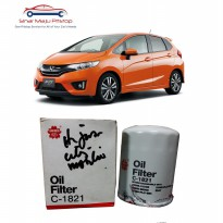 Sakura Filter / Saringan Oli Honda Jazz, City, Mobilio, Brio, Freed, Stream Original