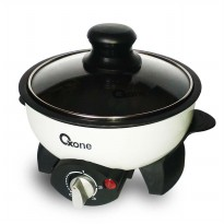 [Oxone] OX-16CP Mini Shabu Pot / Panci Shabu-Shabu Pot and Barbeque