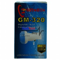 LNB Ku Band Offset Getmecom (Tanpa Holder)