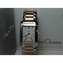 Alexandre Christie AC8533LS Classic Silver Gold