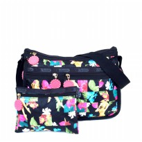 Tas Wanita Original Lesportsac Deluxe Everyday Bag Medium - 2