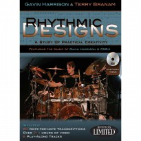 Tutorial Drum - Gavin Harrison - Rhythm Designs